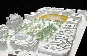Berger-Anziutti - Les Halles (Paris) - Canope 1
