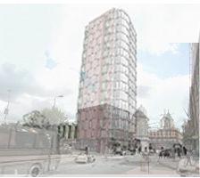 155 Falcon Road hotel proposal