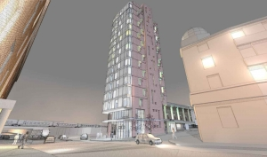 New tower-block hotel proposed in Clapham Junction