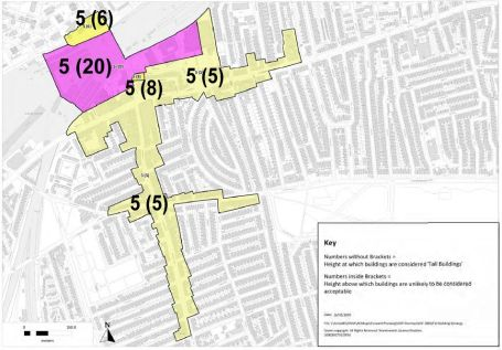 Clapham Junction Town Centre - Opportunities and Constraints for Tall Buildings
